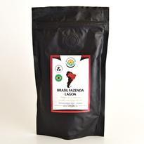 Káva pražená - Brasil Fazenda Lagoa 100 g