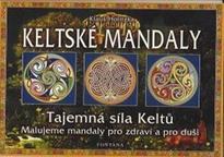 Keltské mandaly k vybarvení