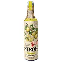 Kitl Syrob citrónový 500 ml