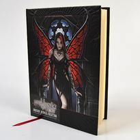 Kniha stínů fantasy - Gothic, Aracnafaria