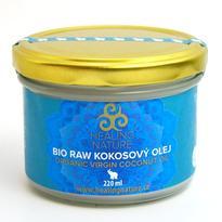 HN Bio Raw Kokosový olej 220 ml