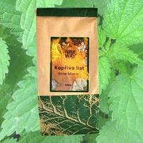 Sušené byliny sáček - Kopřiva list 100 g