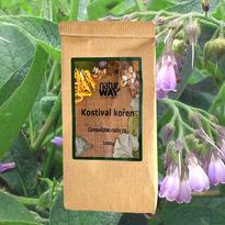 Sušené byliny sáček - Kostival kořen 100 g