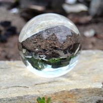 Křišťálová koule 100 mm - Cindy G.