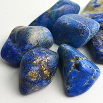 Lapis lazuli extra tamblovaný, mix XL