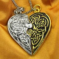 Amulet Láska Tristana & Isoldy