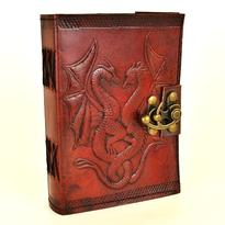 Magický deník fantasy - Dva draci, pravá kůže