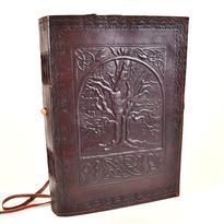 Magický deník velký - Strom Života, pravá kůže