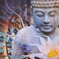 Magnetka - Buddha