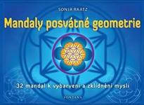 Mandaly posvátné geometrie - 32 mandal k vybarvení