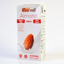 Ecomil mandlový nápoj natural Bio 1 l