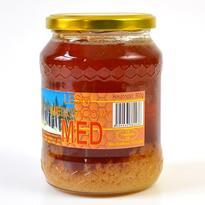 Číhala Med lesní květový 900 g