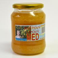 Číhala Med lipový květový 900 g