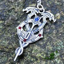 Amulet Merlinova dračí hůl