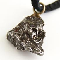 Přívěsek meteorit železný větší - Argentina