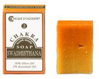 Mýdlo - 2.čakra sakrální, Swadhisthana