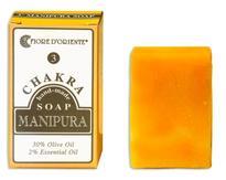 Mýdlo - 3.čakra solar plexus, Manipura