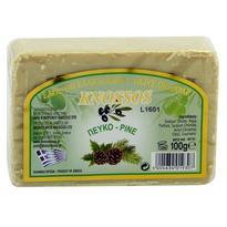Knossos přírodní olivové mýdlo Borovice 100 g
