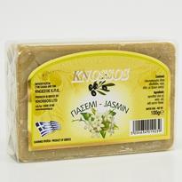 Knossos přírodní olivové mýdlo Jasmín 100 g