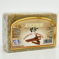 Knossos přírodní olivové mýdlo Skořice 100 g