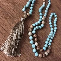 Šamanský náhrdelník IINII - Omari