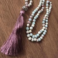 Šamanský náhrdelník IINII - Salim