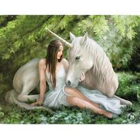 Obraz fantasy - Krása čistého srdce, Anne Stokes