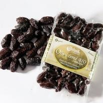 Lifefood olivy černé sušené s peckou BIO, 150 g