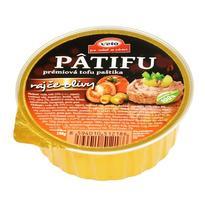 Patifu paštika rajče a olivy 100 g Veto Eco