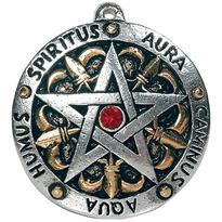 Amulet Pentagram Sira Gawaina