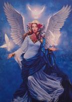 Přání - Anděl