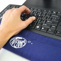 Lavennis podložka ke klávesnici, modrá