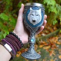 Fantasy pohár - Duch sněžného vlka