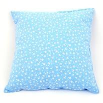 Lavennis levandulový polštářek modrý 25 x 25 cm