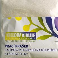 Prací prášek na bílé prádlo a látkové pleny 250 g