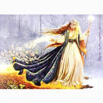 Přání - Vesna, Bohyně Jara