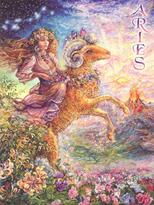 Přání Zodiac - Beran