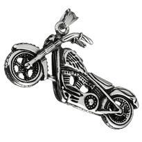 Přívěsek - motorka, chirurgická ocel