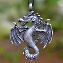 Amulet Velký drak - ryzost, vůdčí schopnosti