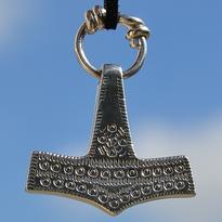 Přívěsek - Thórovo kladivo Mjöllnir