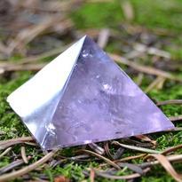 Pyramida ametyst extra 4 cm