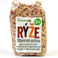 Country Life Bio rýže tříbarevná 500 g
