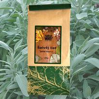 Sušené byliny sáček - Šalvěj list 100 g