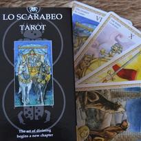 Tarotové karty Lo Scarabeo