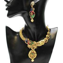 Set náhrdelník, náušnice - BB Turkey Dubai