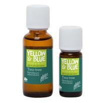 Yellow & Blue 100% silice Tea - tree 10 ml