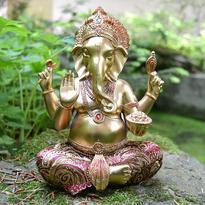 Zlatý Ganesha