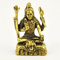 Soška kov Shiva, 3 cm