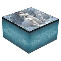 Šperkovnice exclusive fantasy - Vlčí strážci