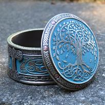 Šperkovnice exclusive fantasy - Strom Života
